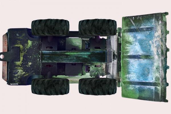 Truck - Urban Insects - Yasena Popova