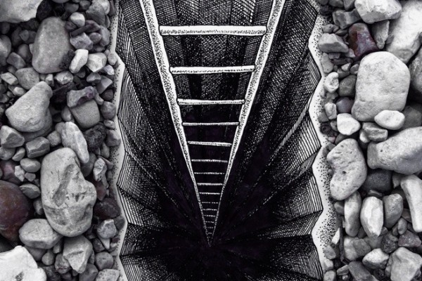 Escape from the Underworld - Pens and Pebbles - Art by Micke Nikander