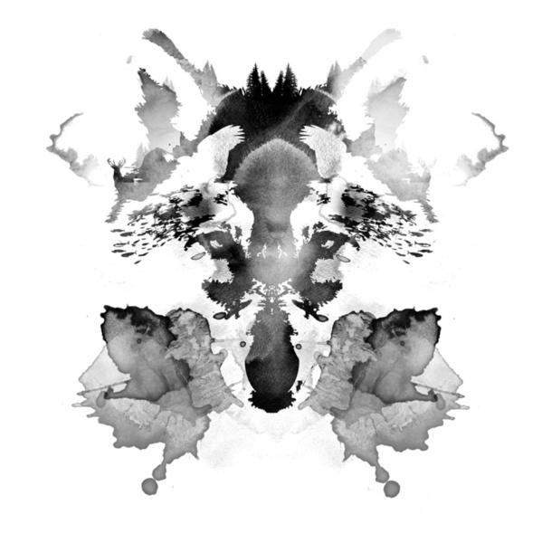 Rorschach - Art Print by Robert Farkas