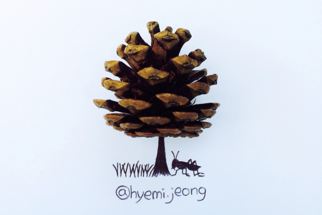 Tree - Art by Hyemi Jeong