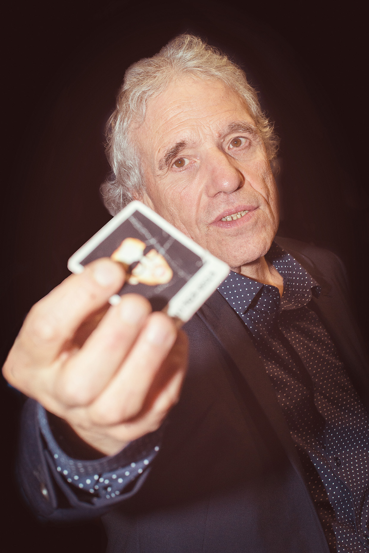 Abel Ferrara - Elsfies - Photo by Vladimir Antaki