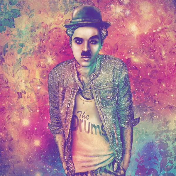 Charlie Chaplin - Illustration by Fab Ciraolo