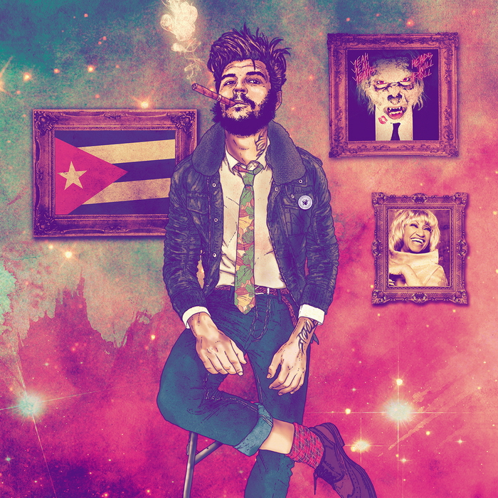 El Che Guevara - Illustration by Fab Ciraolo