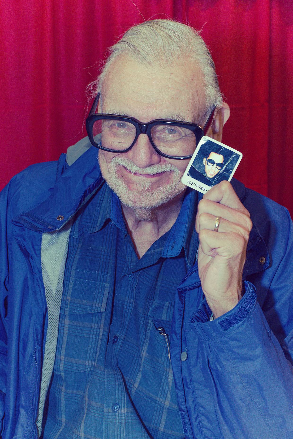 George A. Romero - Elsfies - Photo by Vladimir Antaki