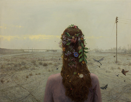 Homecoming - Oil Painting by Aron Wiesenfeld