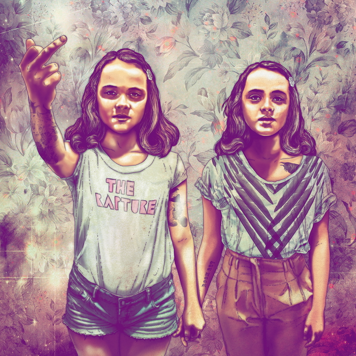 The Shining Twins - Illustration by Fab Ciraolo