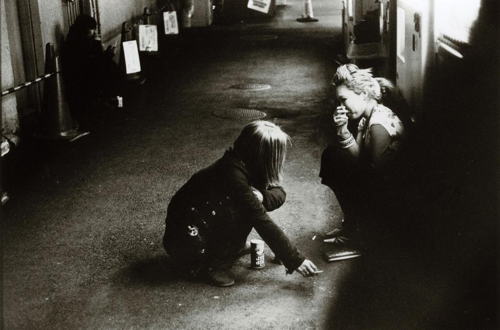 Whisper Talk - Photo by Junku Nishimura