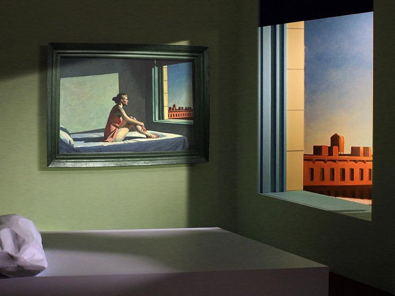 Edward Hopper, in itself - Great Art in Ugly Rooms - GAiUR