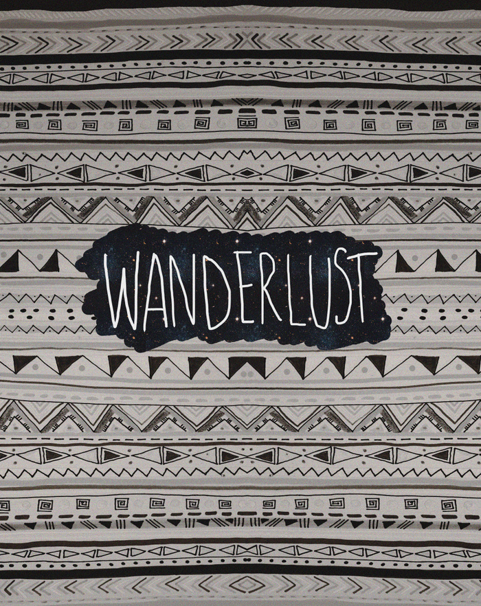 WANDERLUST by Vasare Nar