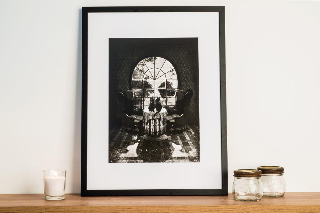 Room Skull Art