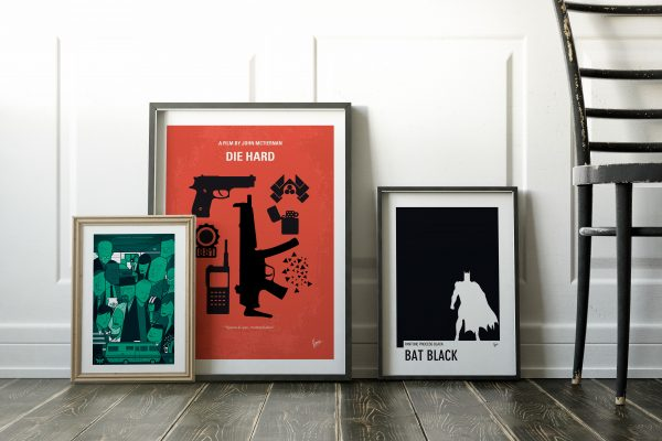 Film and TV Movie Posters Art Print